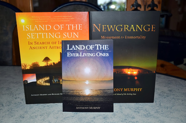 Land of the Ever-Living ones books have arrived!