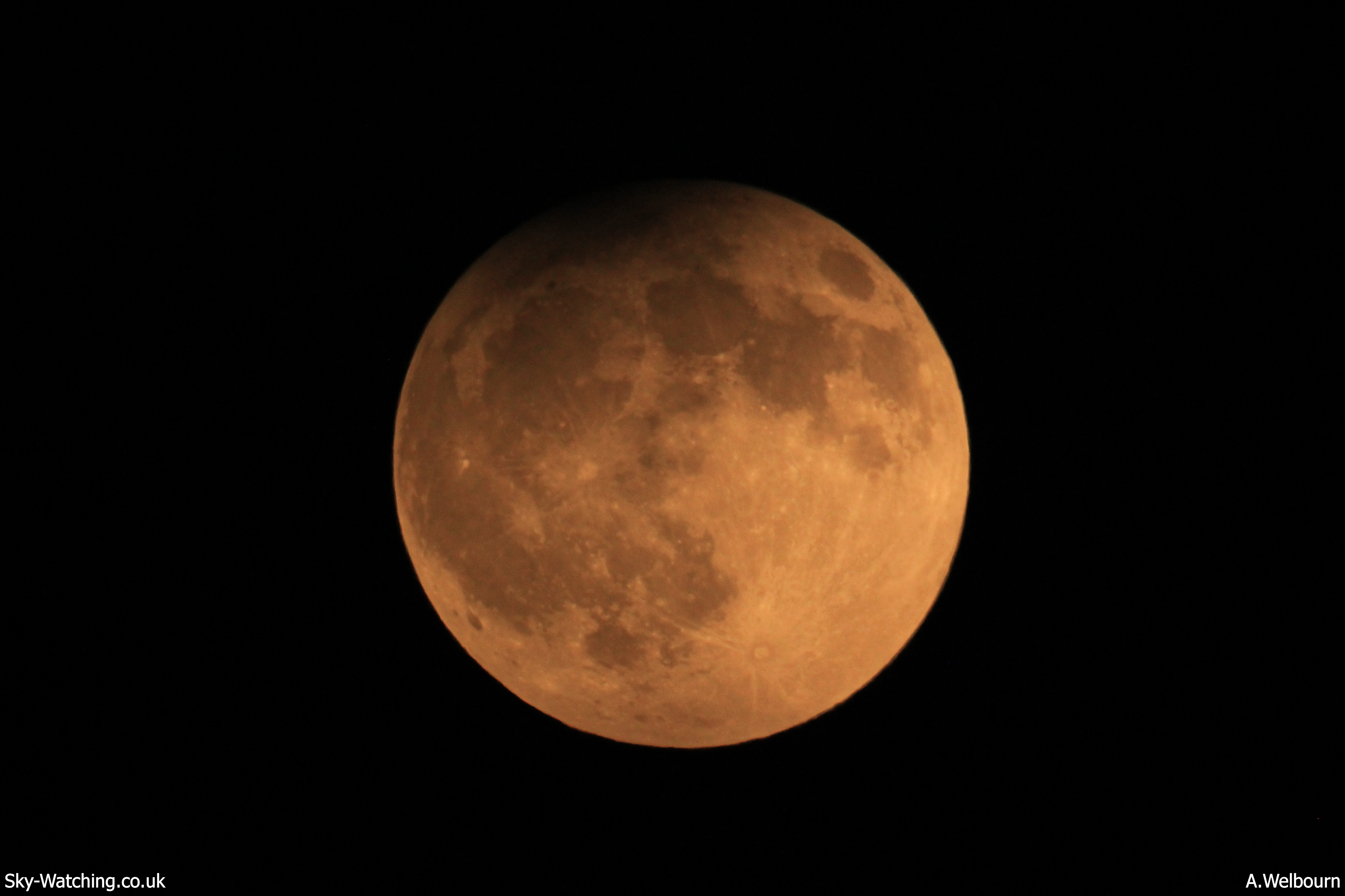 Eclipse of the moon takes place this Friday