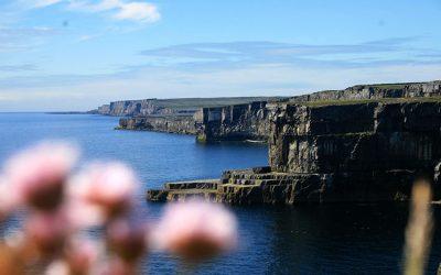 Cliffs of The Aran Islands