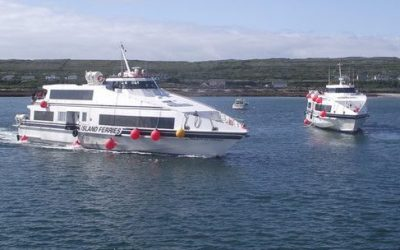 Aran Island Ferries (From Galway & Rossaveal)