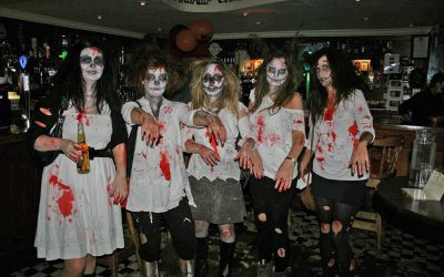 Halloween Festivities on The Aran Islands