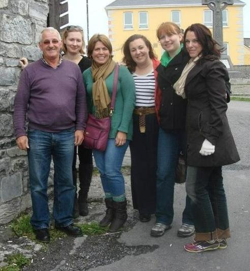 The Aran Islands: Our First Night