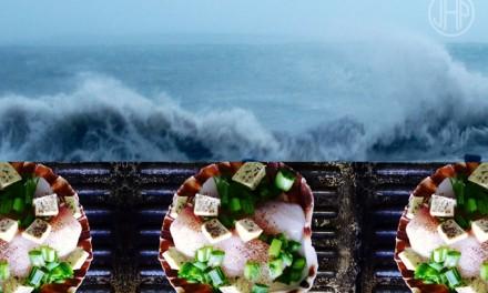 The Sea Delivers