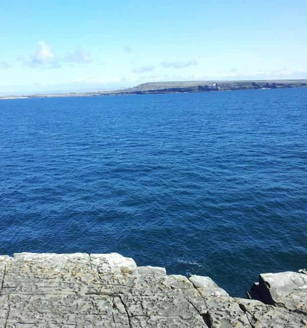 """The truth is what you feel"" – The Aran Islands"