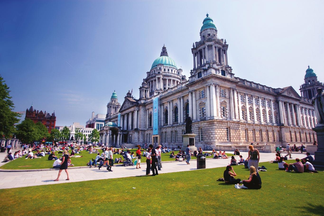 Belfast - Aran Islands - Galway - Doolin