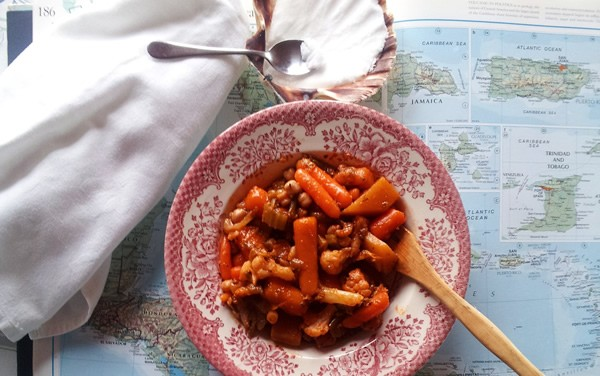 The crave for comfort foods on the Aran Islands