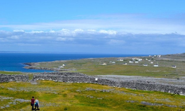 Dun Aonghasa – The Aran Islands
