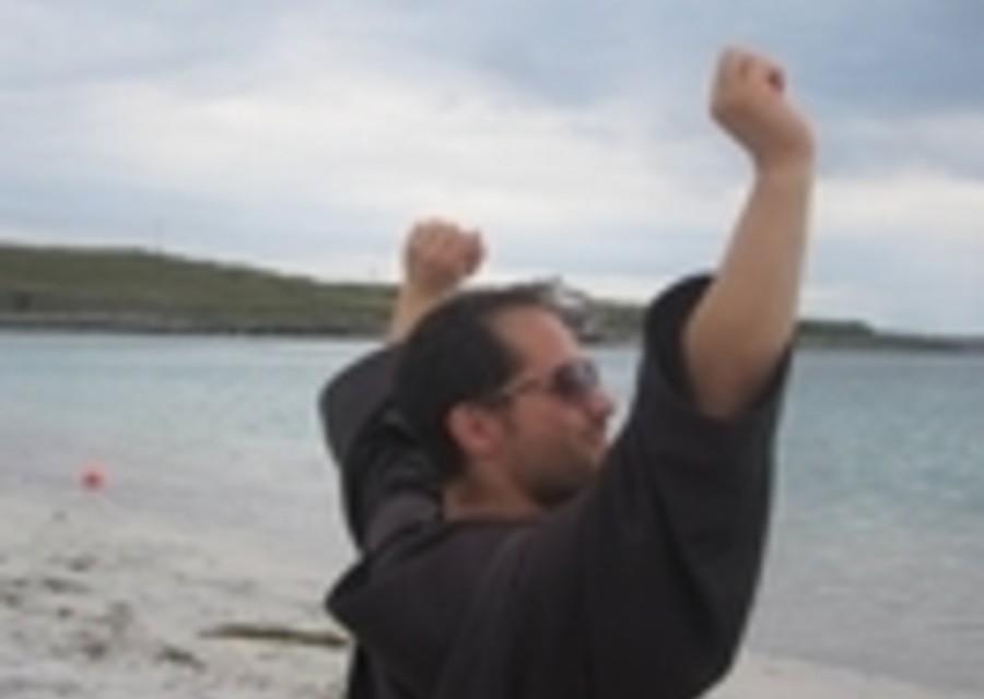 Visitare le Isole Aran è stato un dono del cielo e dell'amicizia. (Italian & English)
