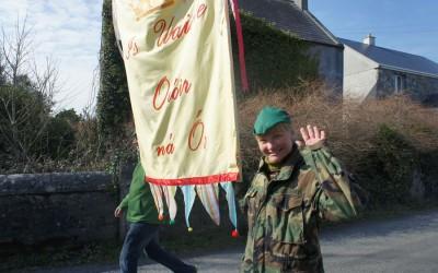 St Patricks Day on Inis Mor