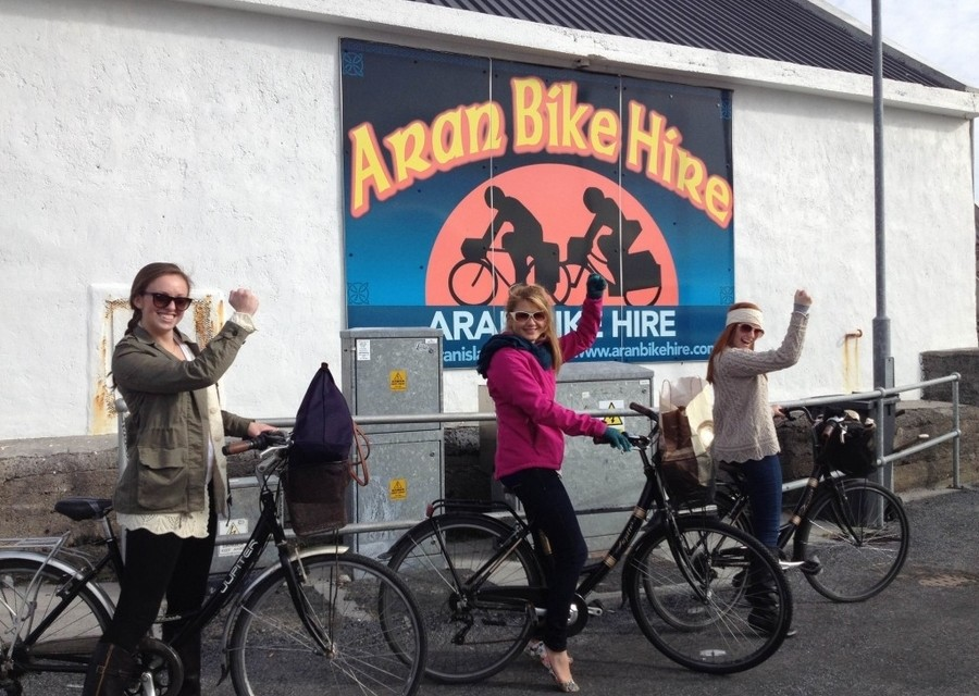 Three Cheers for the Aran Islands!!!