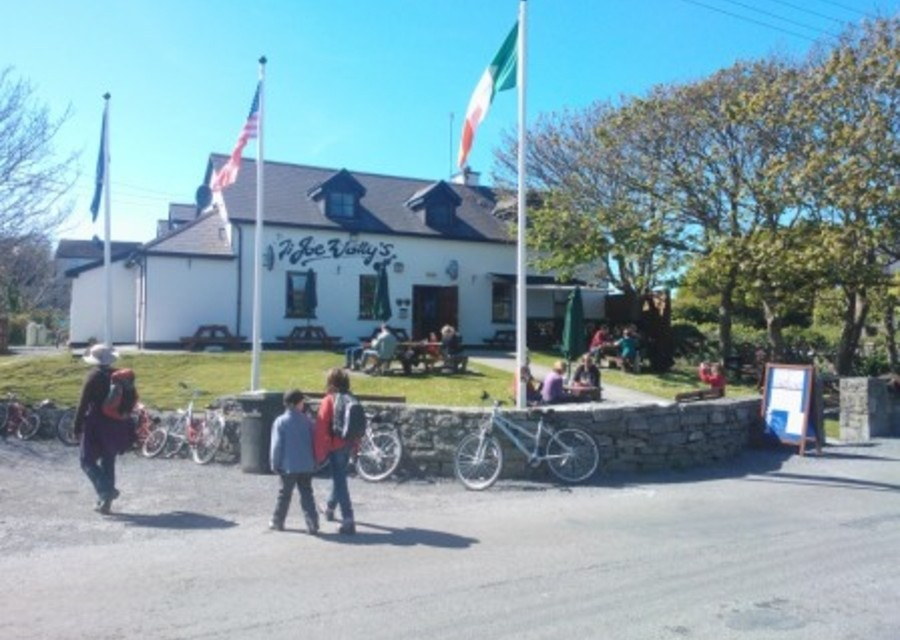 St. Patrick's Day on the Aran Islands