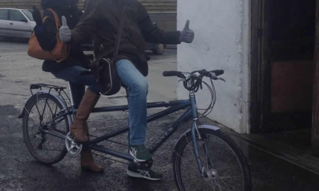 Ride in Style – A tandem