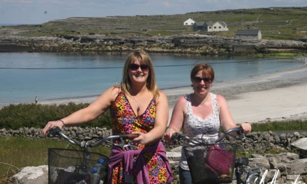 3 reasons to Rent or Hire a bike on Inis Mor (Inishmore)