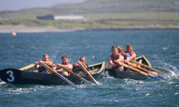 Pátrún Festival – Currach Men and Modern Men