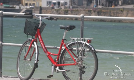 Bike Hire Inis Mor – Red Bike