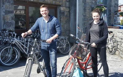 A romantic cycle on Inis Mor