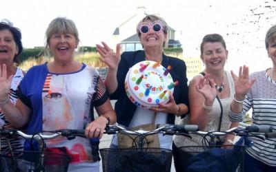 A birthday cycle on the Aran Islands