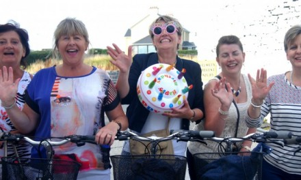A birthday cycle on the Aran Islands