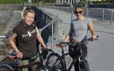 Mountain Biking on Inishmore
