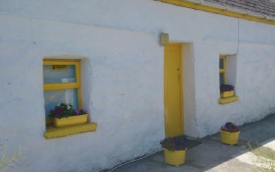 South Aran House Restaurant & Cooking School, Inisheer Aran Islands, Co Galway. Ireland