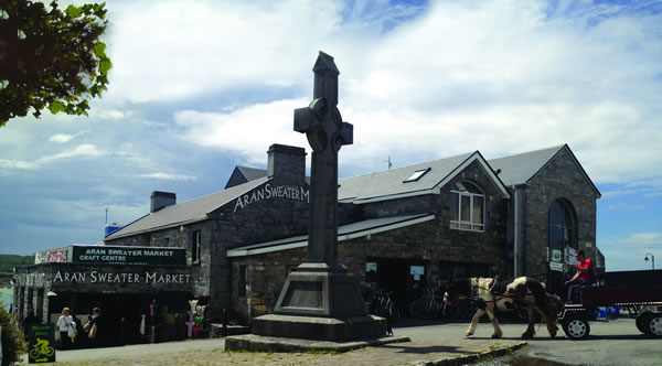 The Aran Sweater Market | Inishmore Island