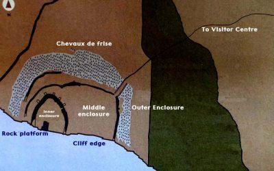 Dun Aonghasa History