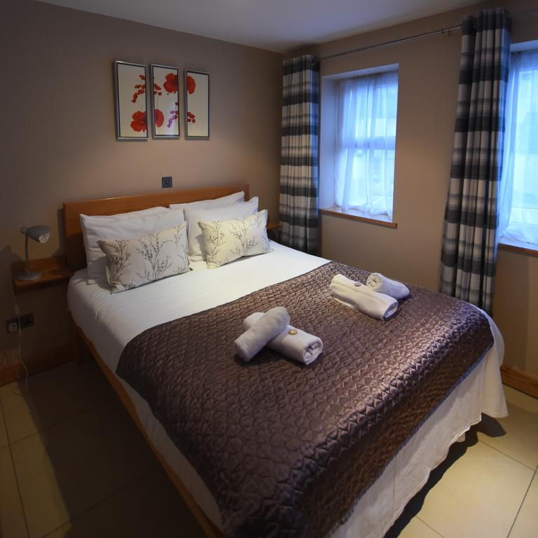 Abbey Court Apartments: The Eyre Square Townhouse