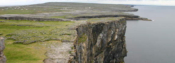 Mystery of the moving rocks off Irish island solved
