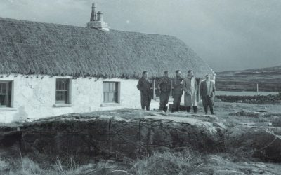 Man of Aran Cottage