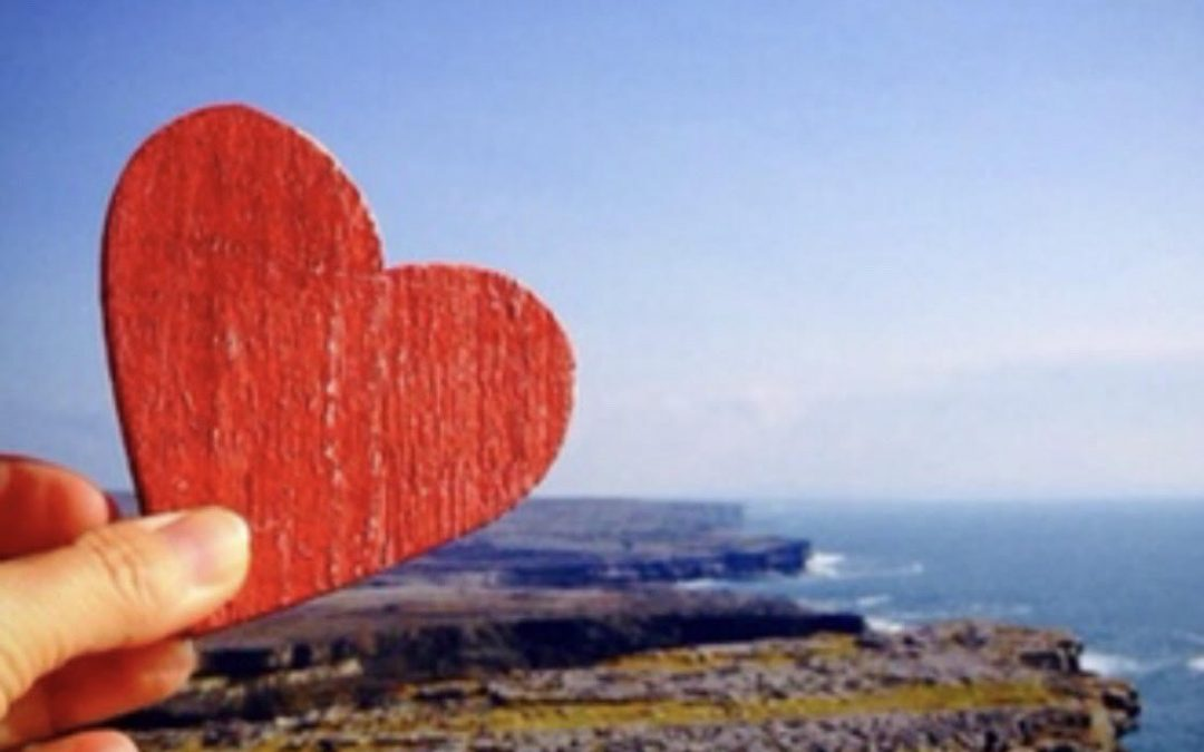 "THE ""UNCORRUPTED HEART OF IRELAND"""