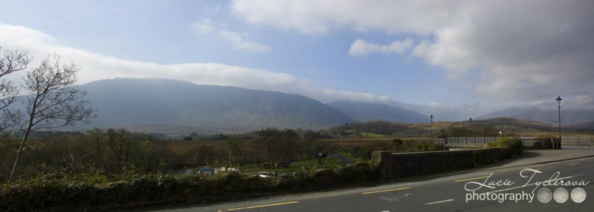 Connemara loop - a drive through Joyce county