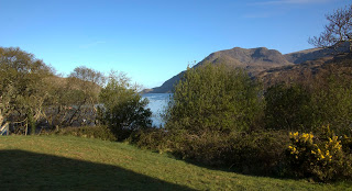 Killary fjord - Sleepzone Connemara hostel