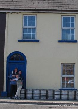 Seattlites Find Family History in Sligo