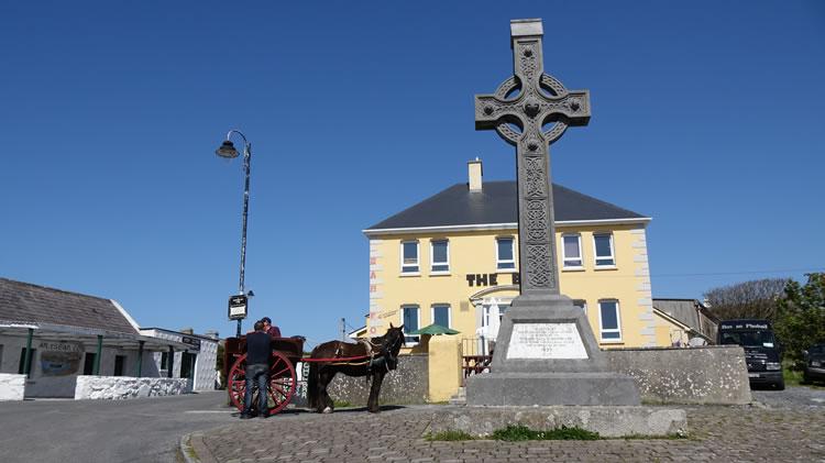 Kilronan Village Aran Islands Galway Doolin