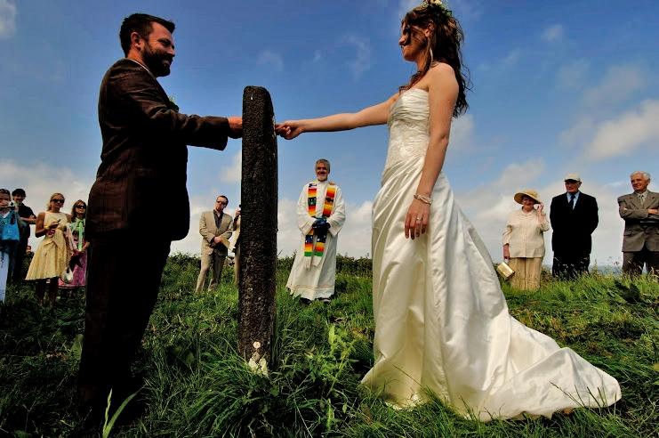 blind wedding stream